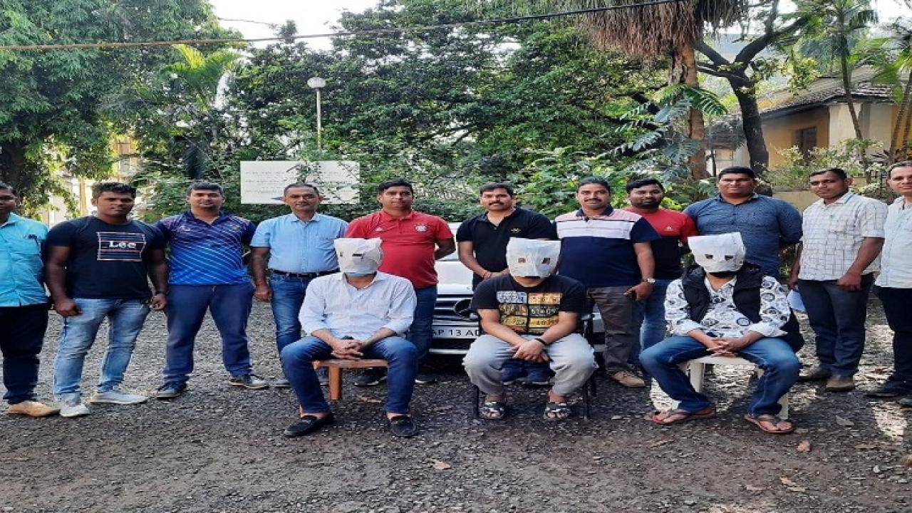 Eight and a half lakh narcotics seized in Goa
