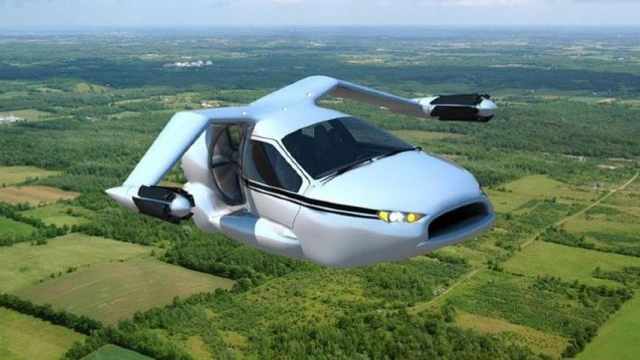 Flying Car When will the flying car arrive what will be the price Find out