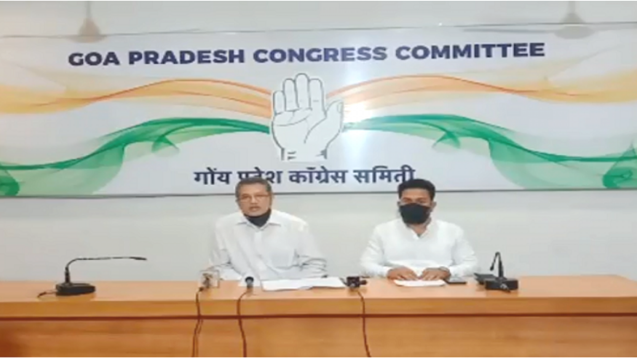 Goa Congress demands resignation of minister Milind Naik over irregularities in selection process in power department