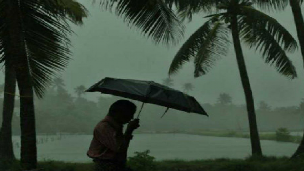 The rains lashed the state