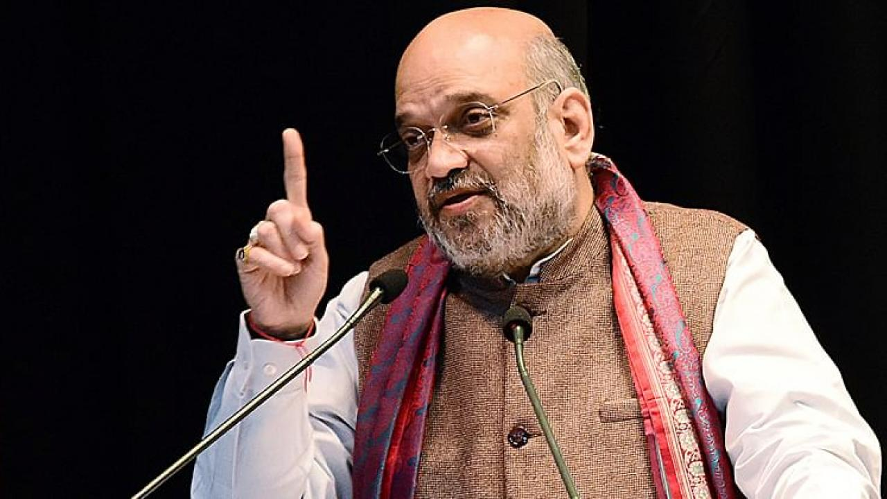 BJP now set to focus on Tamilnadu elections Amit Shah visits Chennai