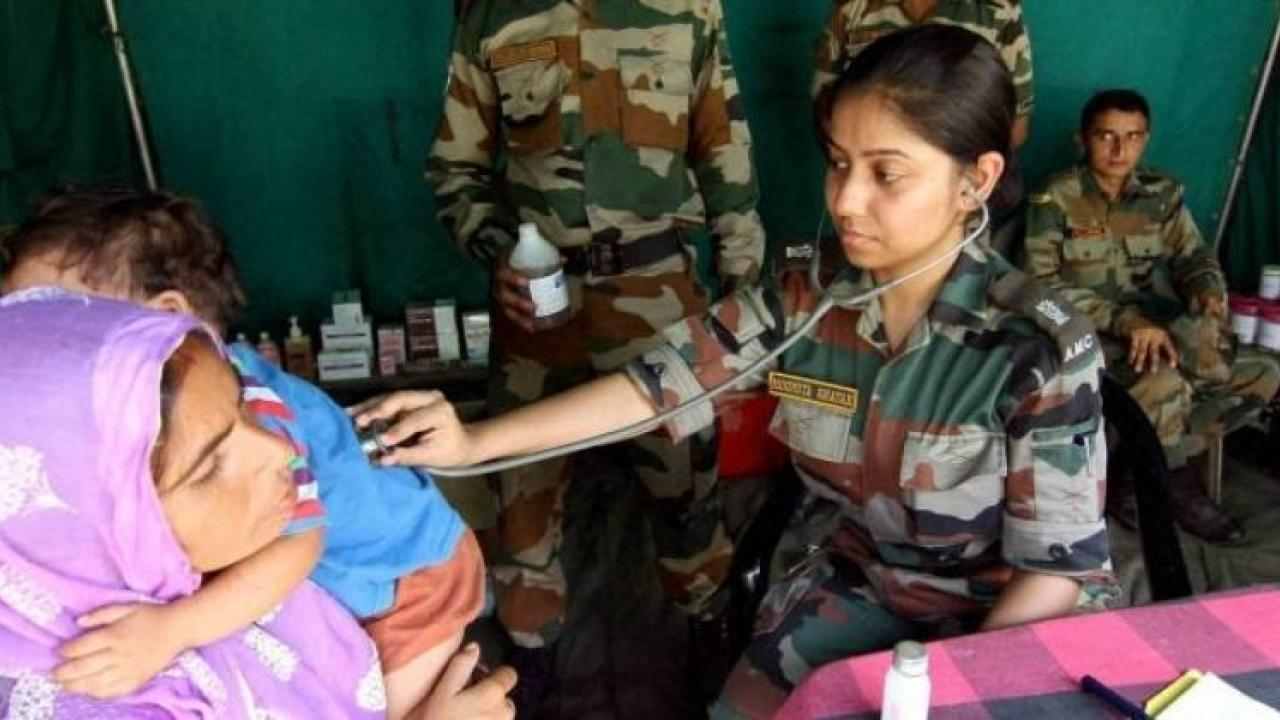 Coronavirus Retired army doctor to help the country