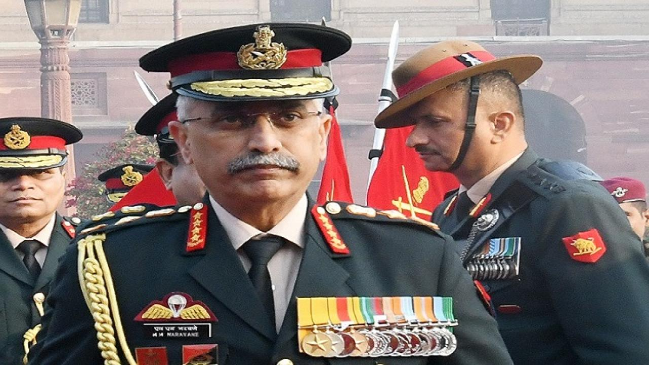 Border dispute should be settled peacefully otherwise Indian Army Chiefs statement