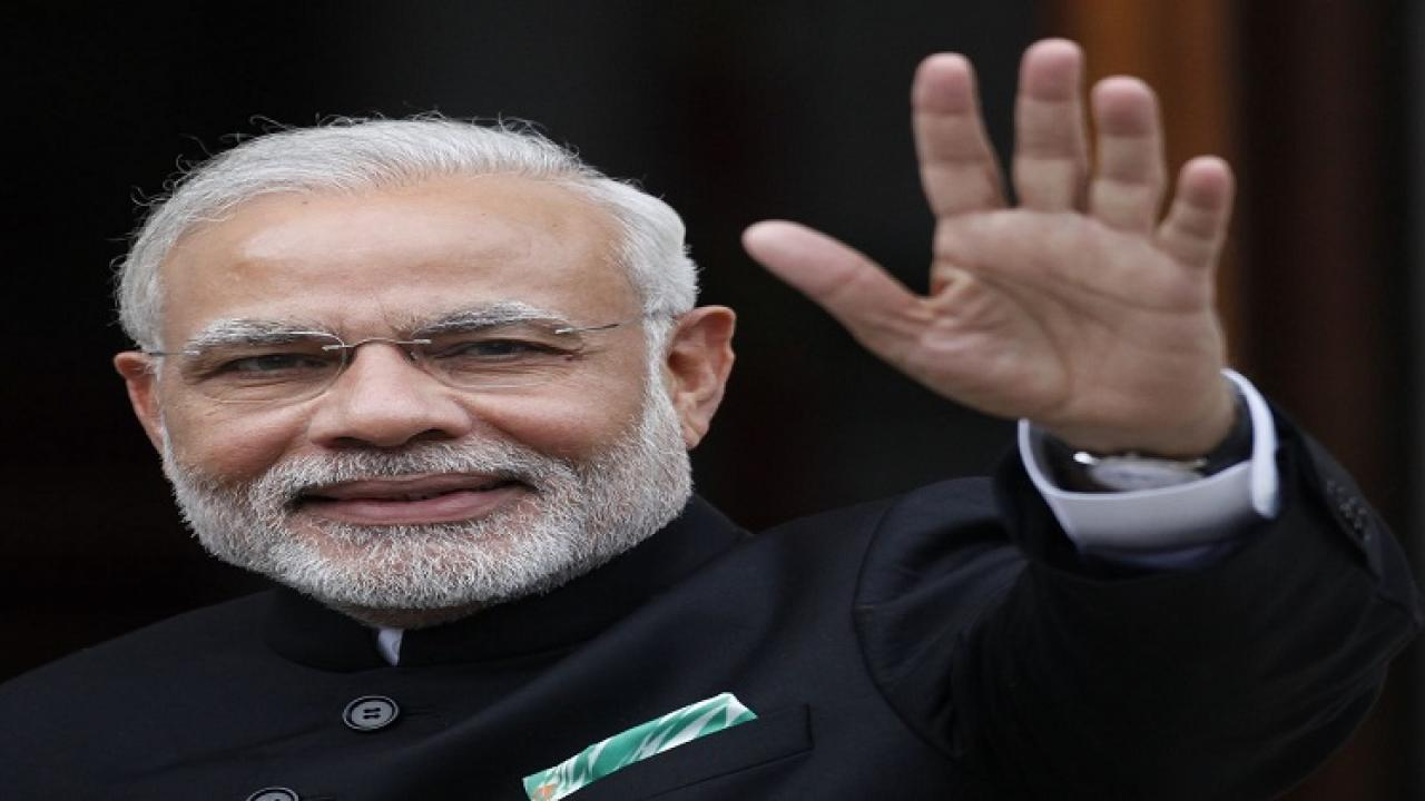 Prime Minister Modi is the most popular of all world leaders