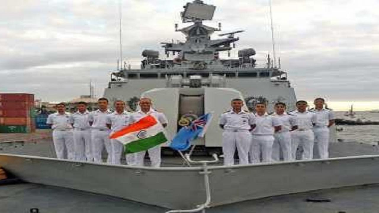 Goa CM Dr Pramod Sawant extended his gratitude towards navy on the occasion of navy day