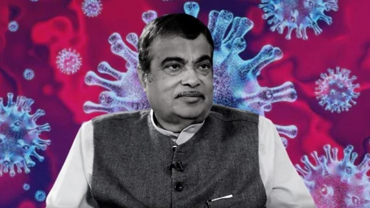 Let  Nitin Gadkari lead the fight against Corona