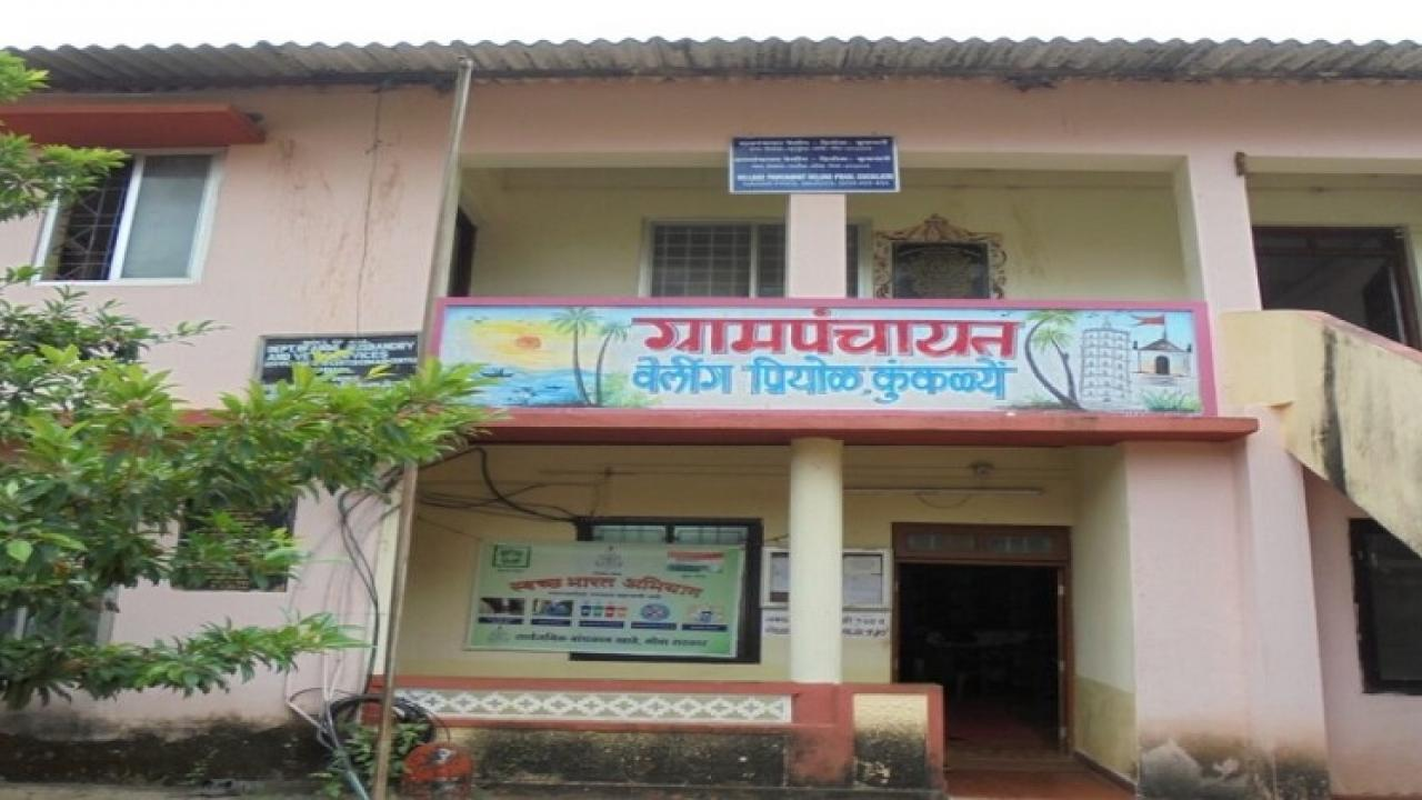 Completion of the project at the Panchayat own expense