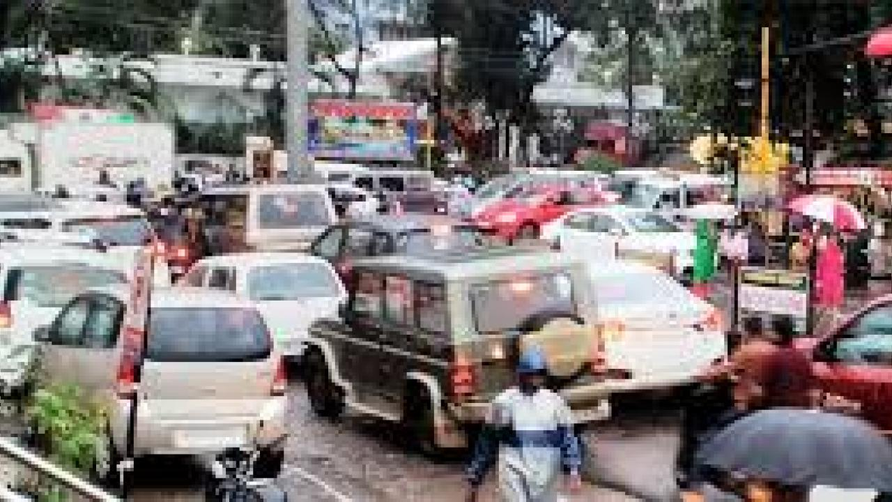 The parking arrangements in Pernem will become more complicated day by day