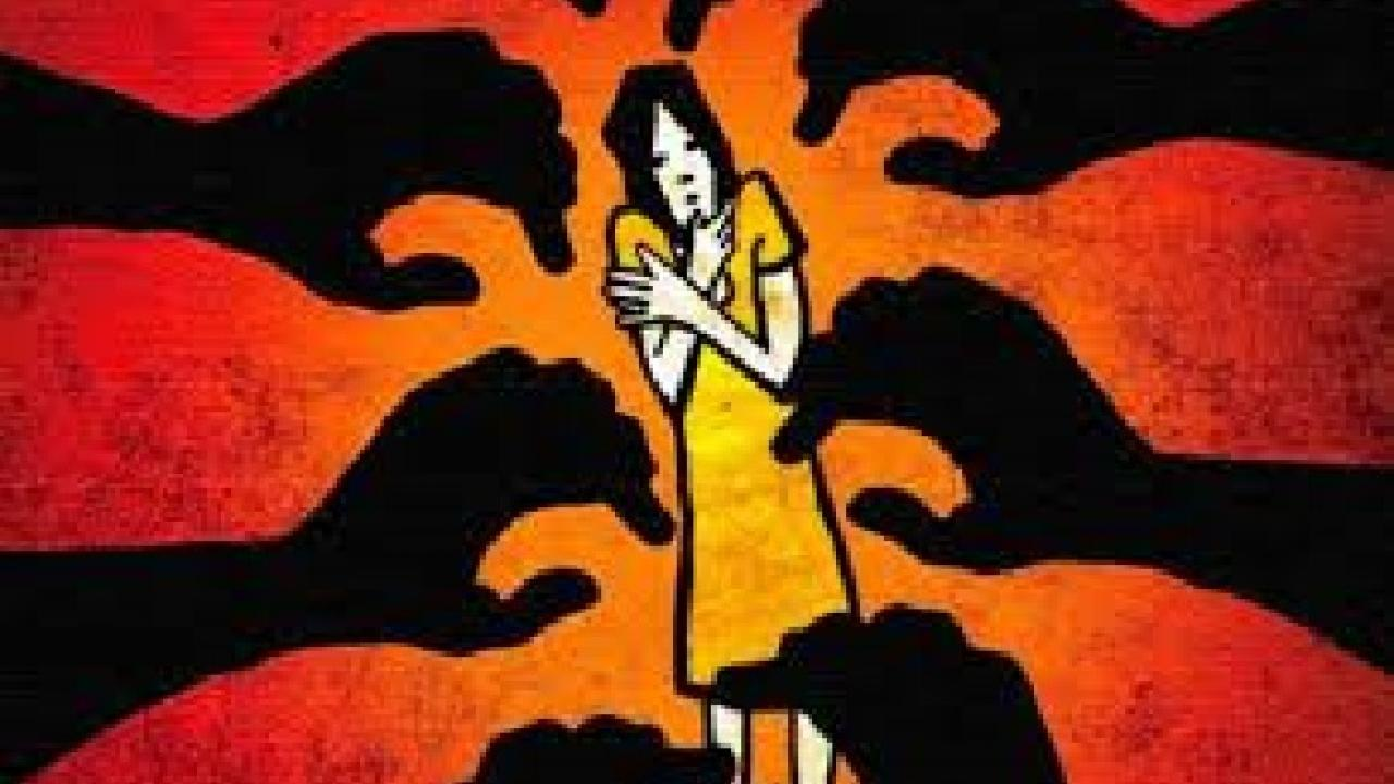 the enmity between the victim and accused families in hathras