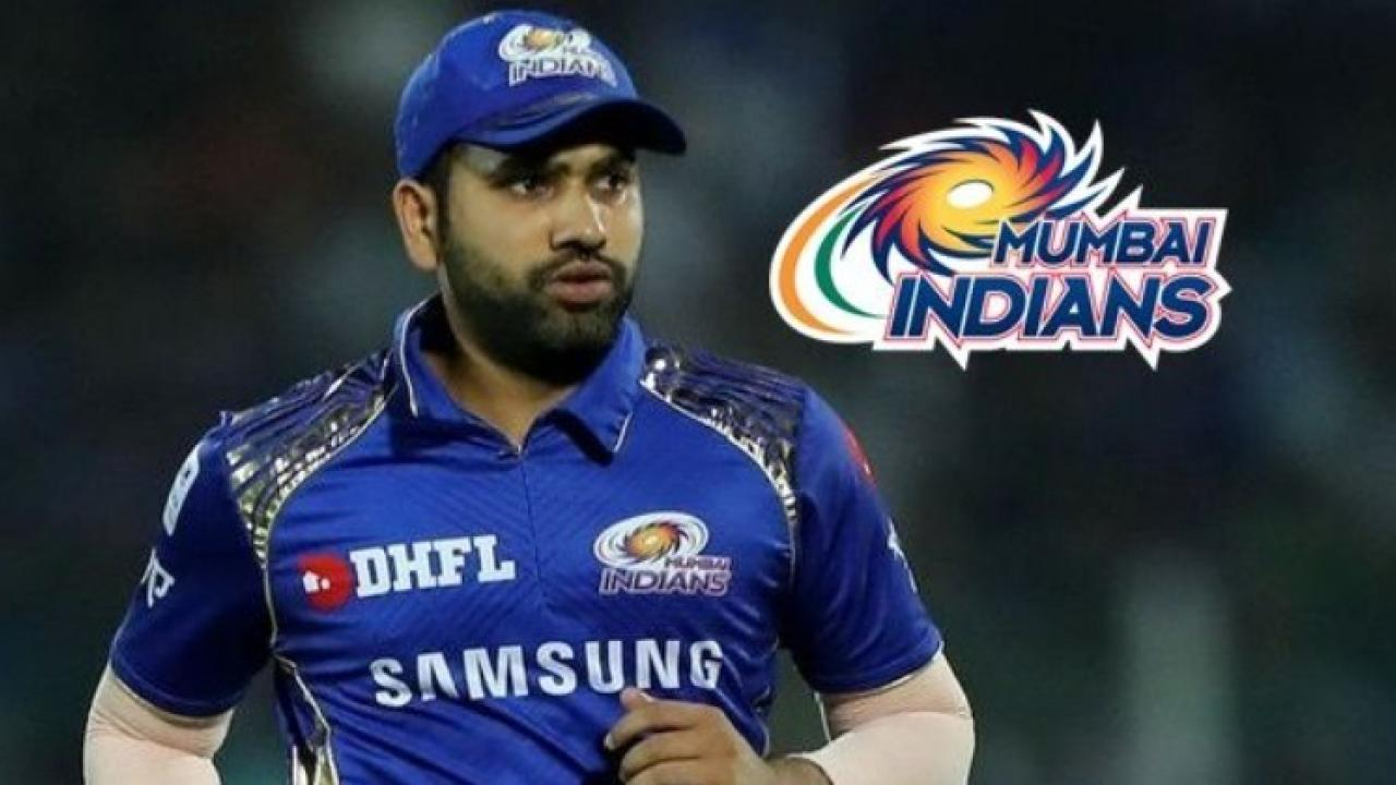 unfit rohit did not played against chennai super kings