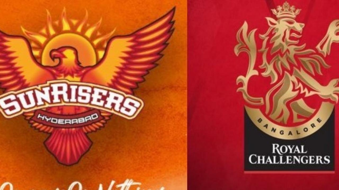SRH vs RCB match