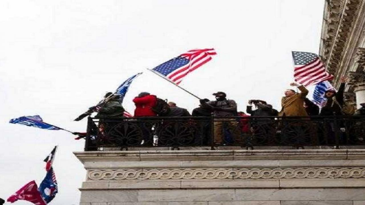 4 dead 52 arrested as trump supporters create violence in US Capitol