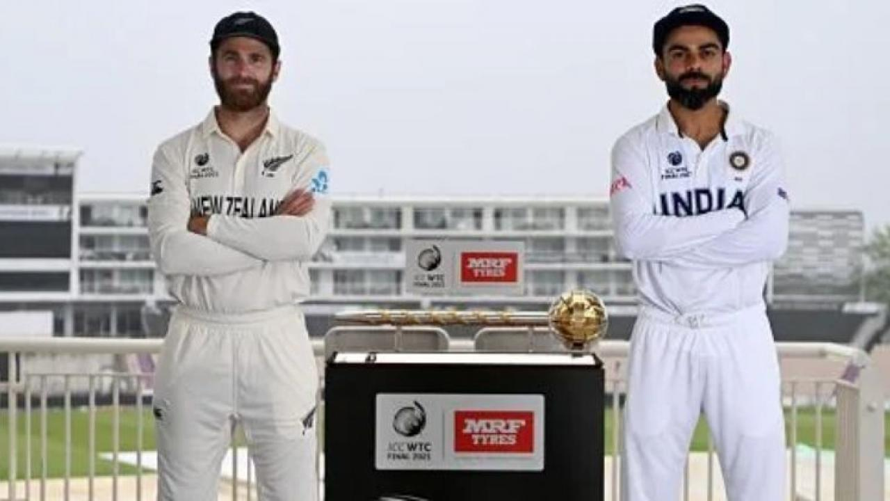 WTC Final IND Vs NZ It will be known today whether there will be a draw or not