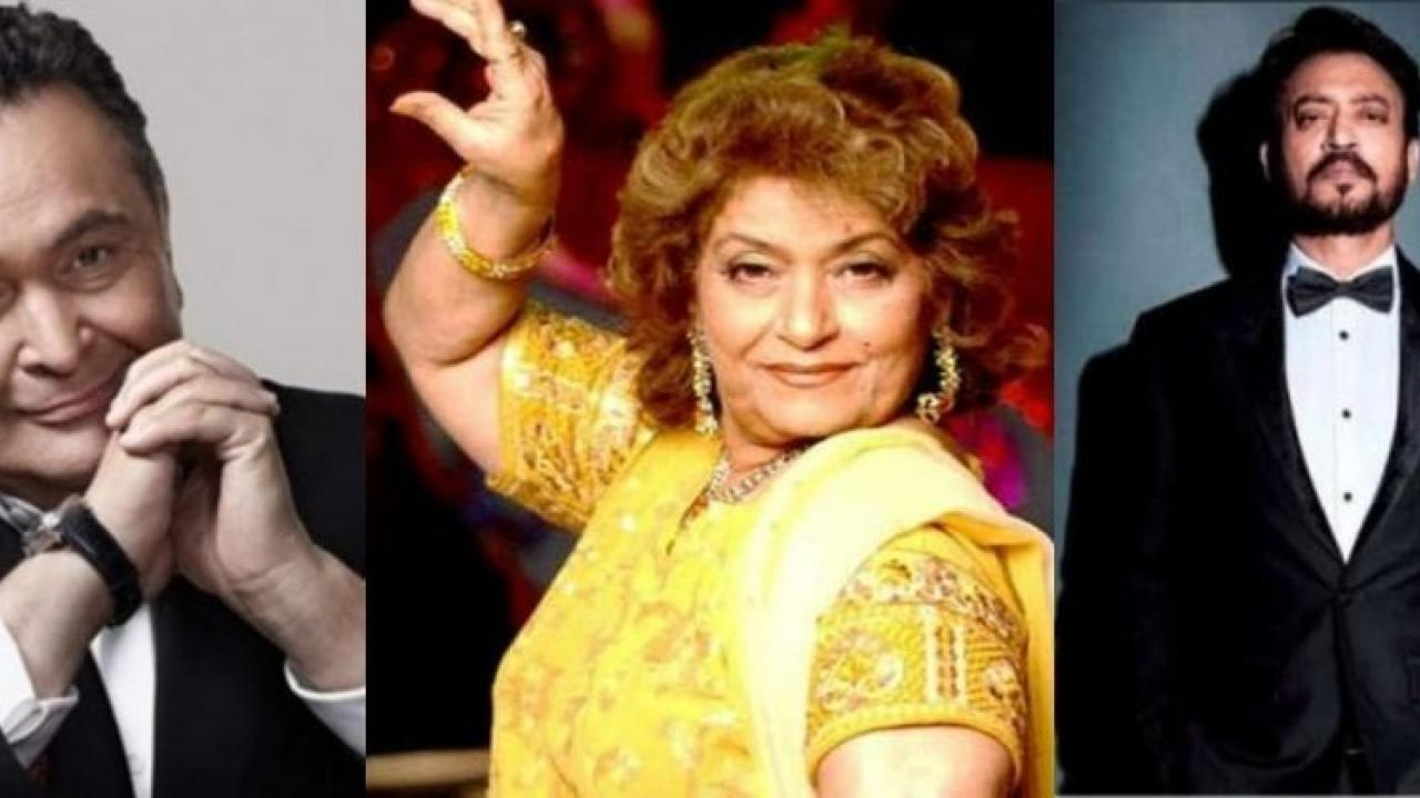 Bollywood celebrities who lost their lives in 2020