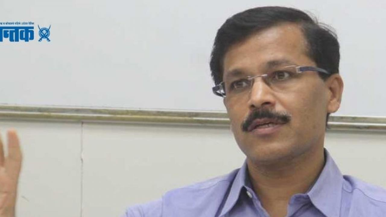 Tukaram Mundhe has been appointed as secretary of Maharashtra human rights commission