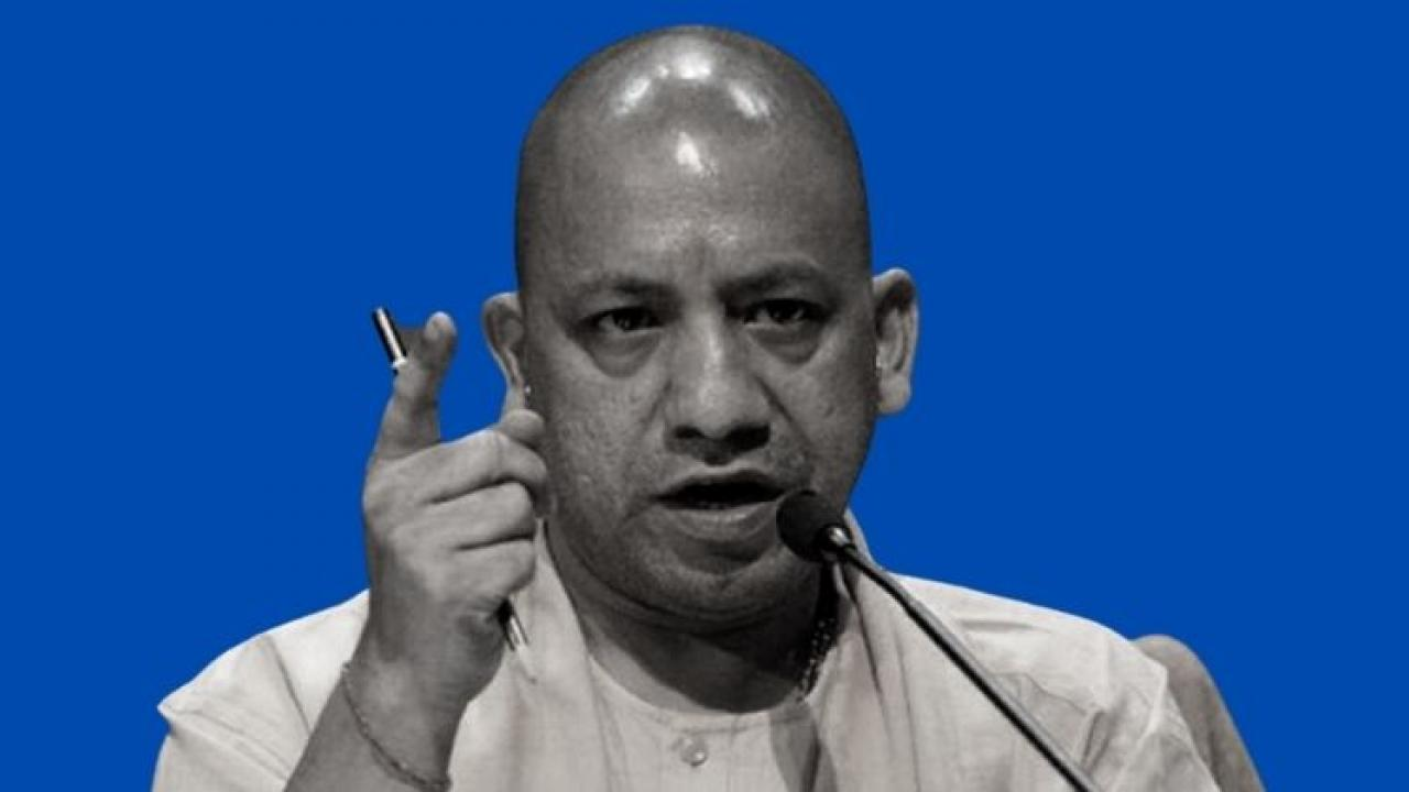 Video of Yogi Adityanath using abusive language goes viral