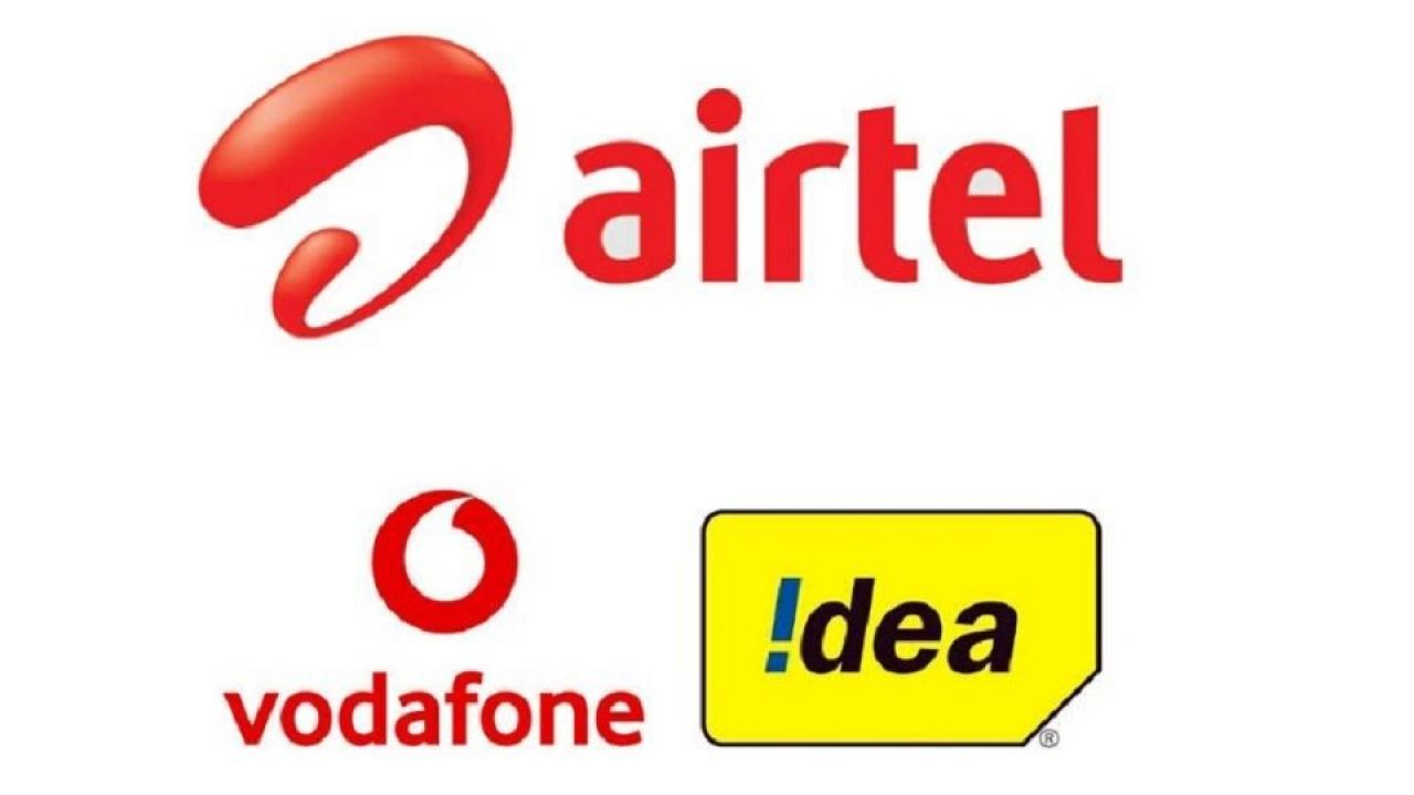 Some amount deposited from Airtel and Vodafone company