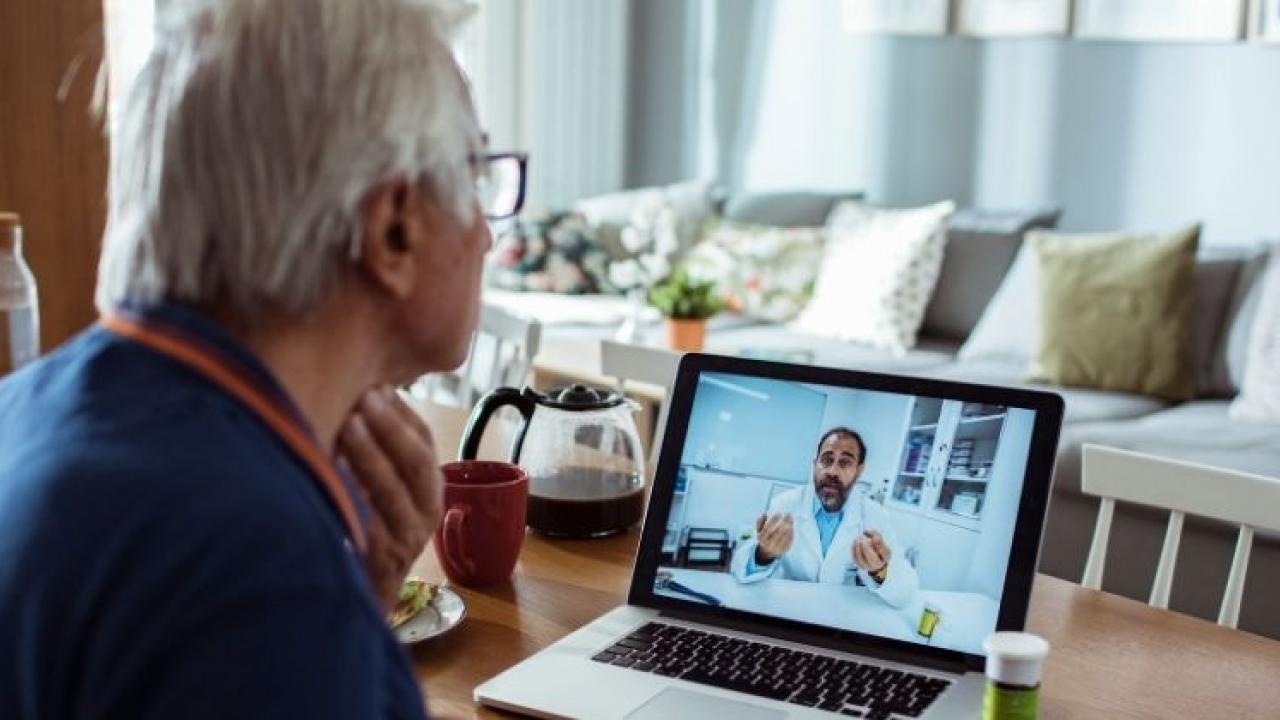 consulting an online doctor