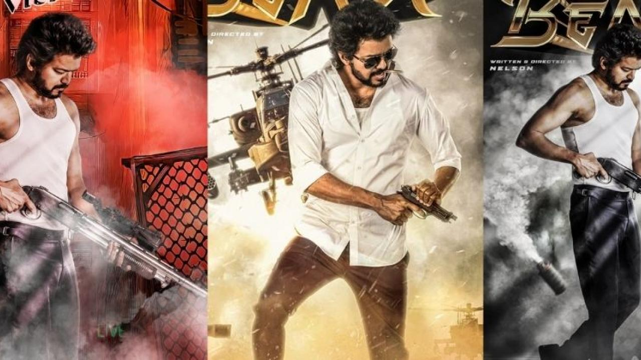 Thalapathy 65 First Look