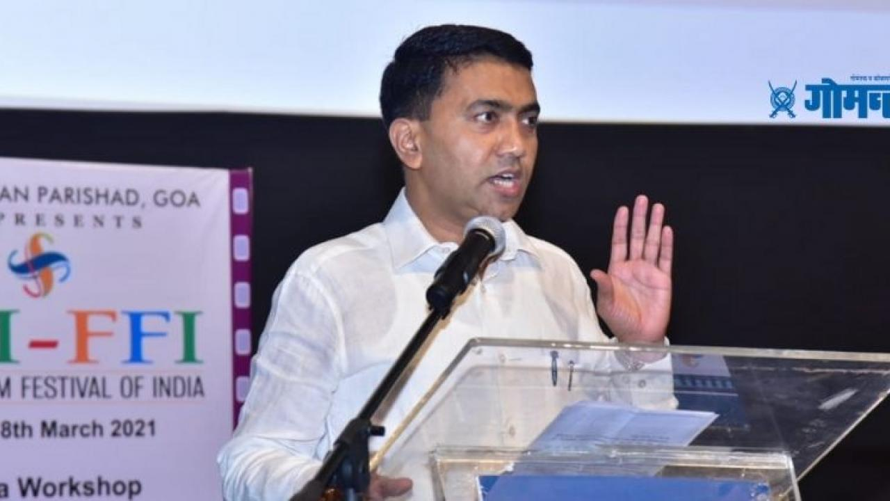 Dr Pramod Sawant completes two years as Chief Minister Goa journey towards self sufficiency