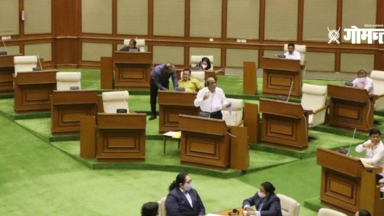 Goa State Winter Assembly Session The Deputy Chief Minister will appoint security guards for tourists while the Construction Minister will install traffic control lights