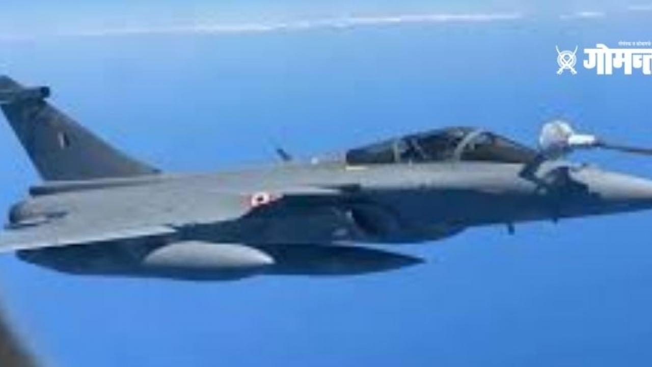 Indian Raphael aircraft has raised concerns in China
