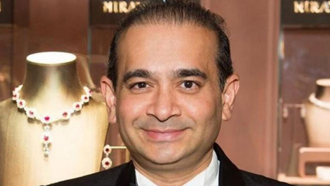 Interpol Red Corner Notice against Nirav Modi's wife