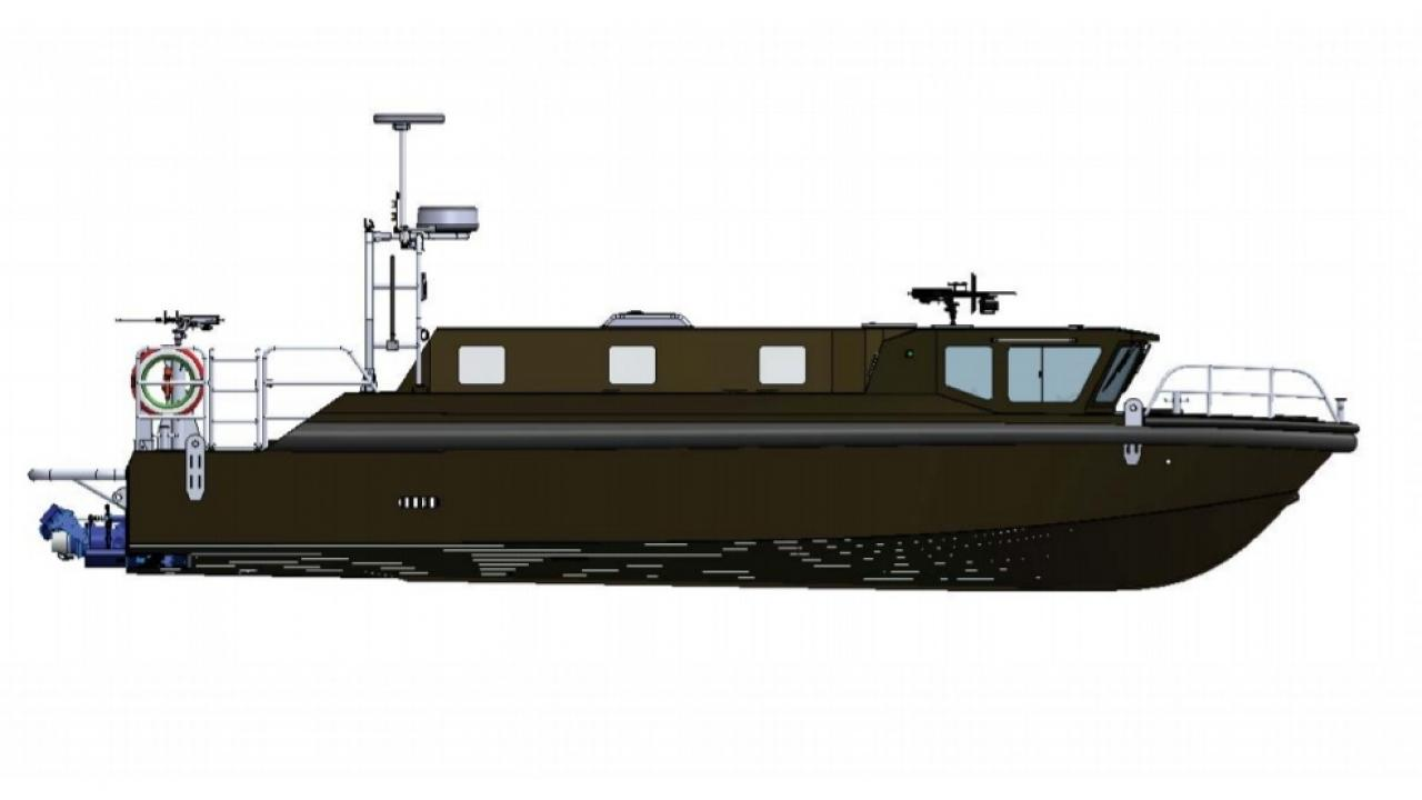 Goa Shipyard to deliver first boat to Army for patrolling