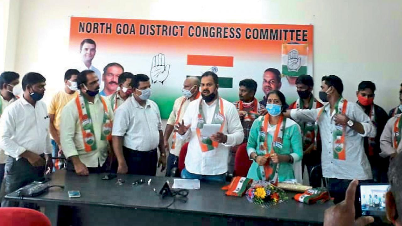 Goa: Conversion of health centers into commercial establishments, congress criticise government