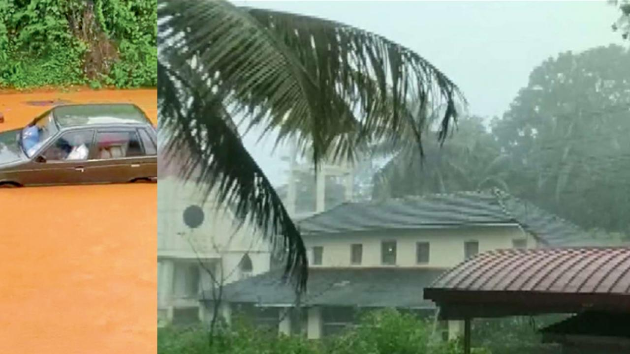 IMD predicts heavy rainfall over Goa for next four days