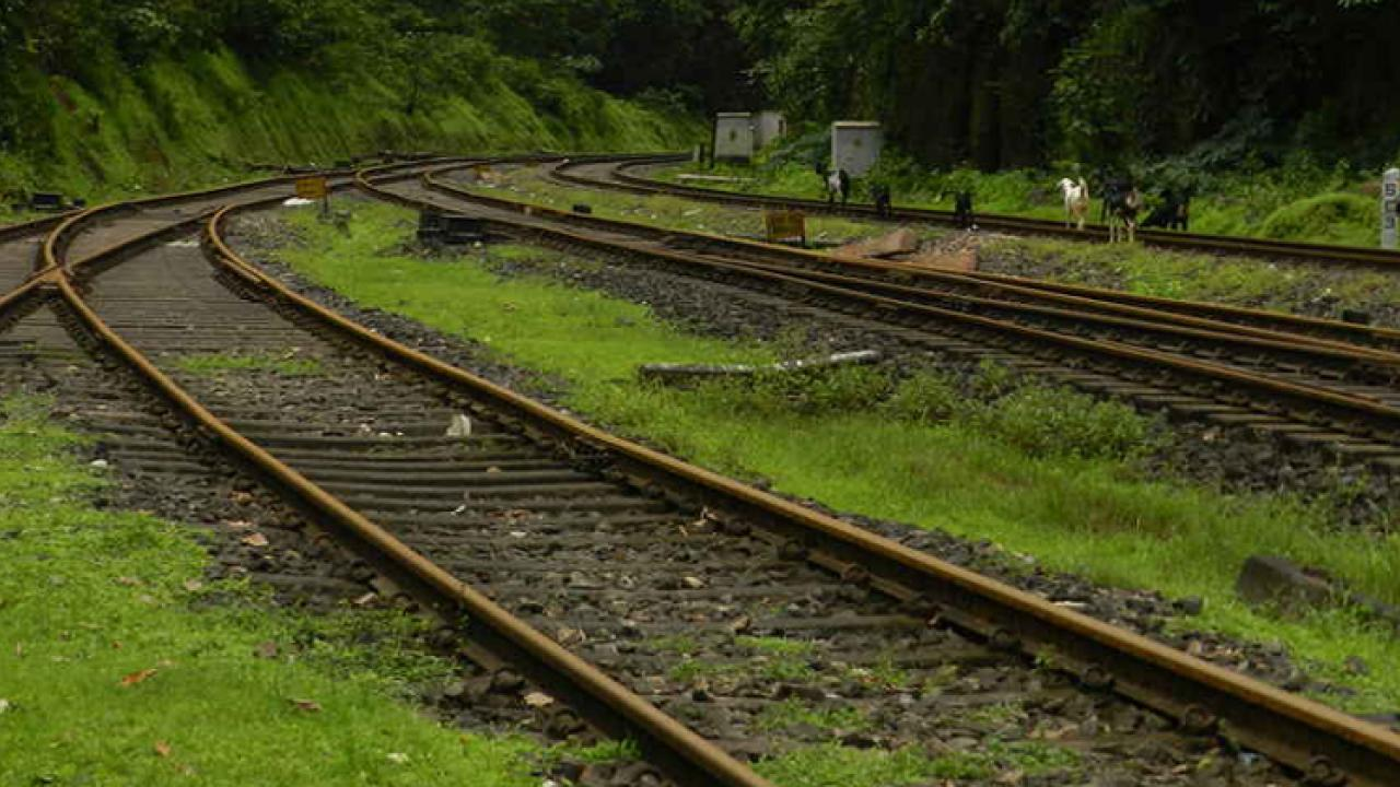 Goa: Utorda- Majorda double tracking railway work begins