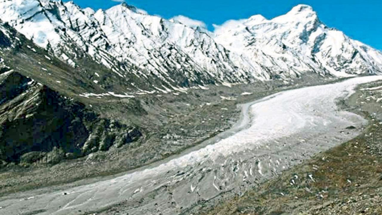 Glaciers in Jammu-Kahsmir melting at significant rate, finds study