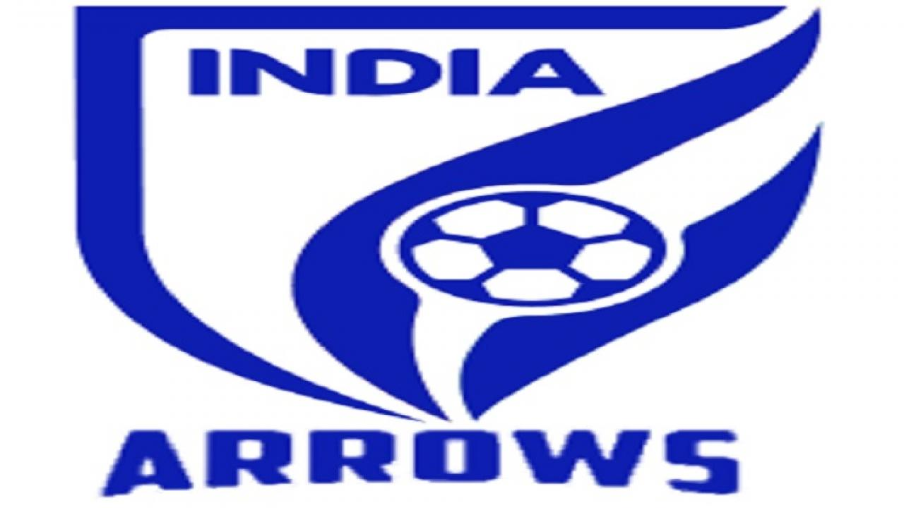 Indian Arrows will be playing IFA Shield football tournament