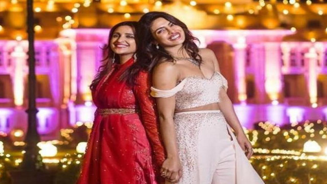 priyanka chopra wishes a happy birthday to parineeti chopra on her twitter