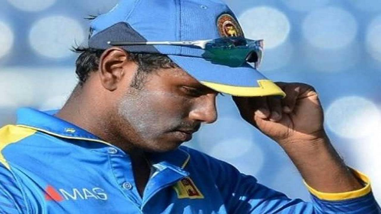 Sri Lankan all-rounder Angelo Mathews returns to the squad