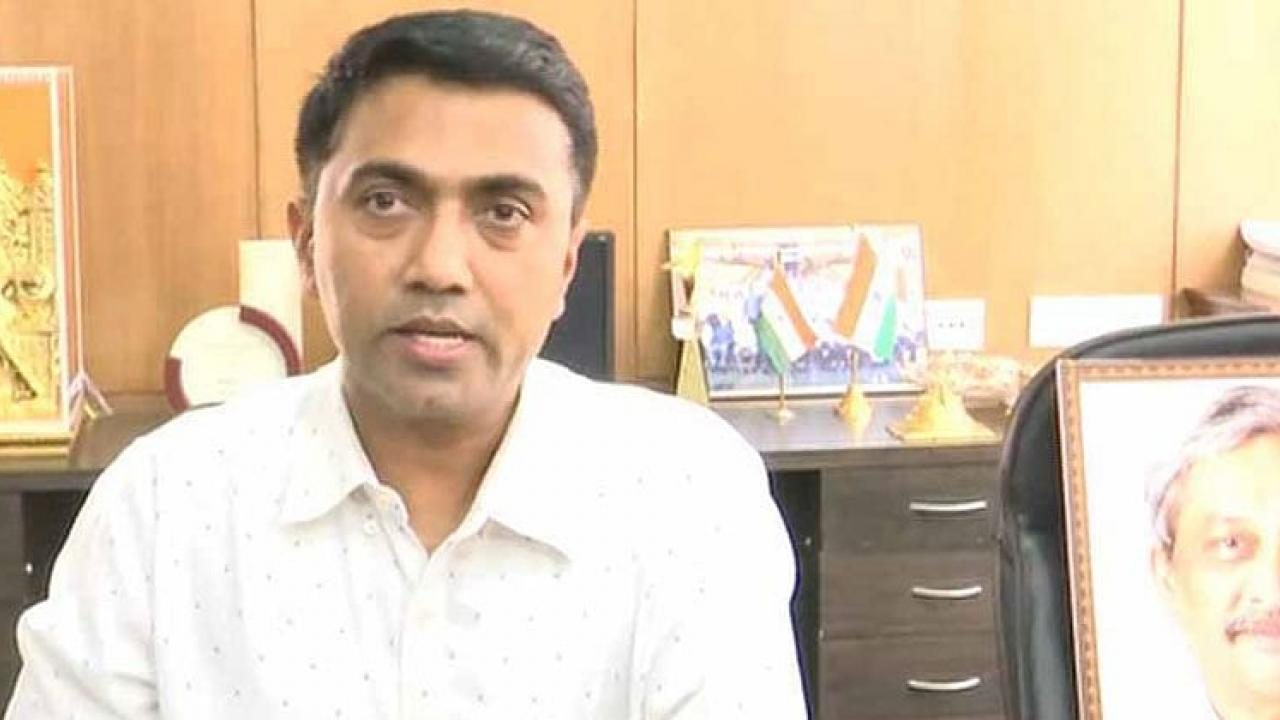 The government is going to conserve the Mollem forest says Chief Minister Dr Pramod Sawant