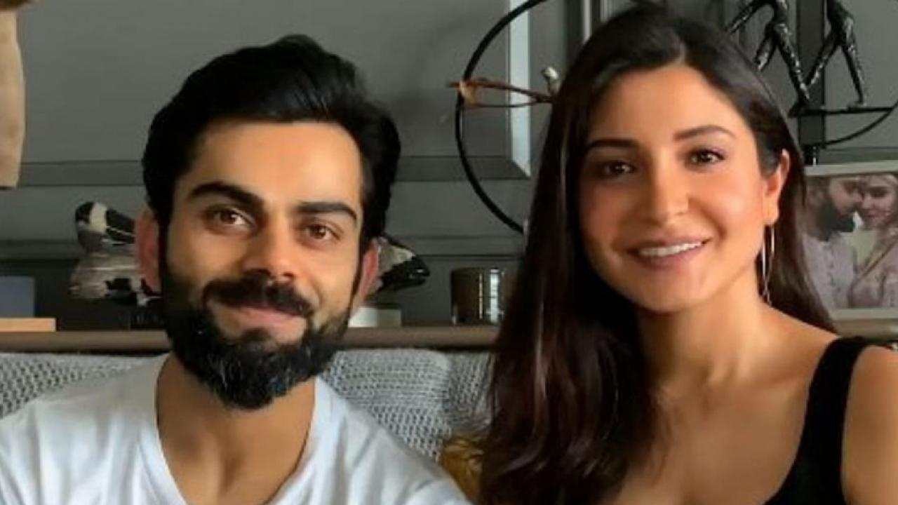 A shower of congratulations on Virat Kohli and Anushka Sharma expecting their first child