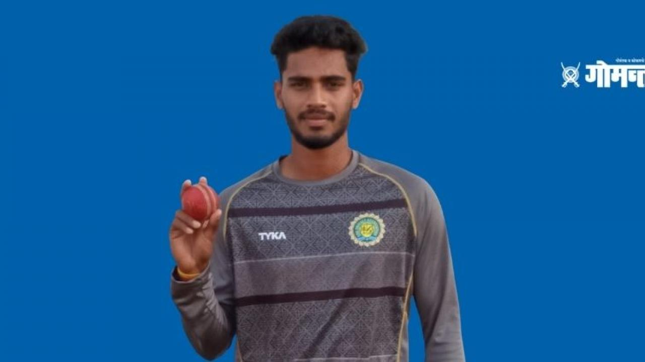 Goas victory over Rajasthan due to improved bowling