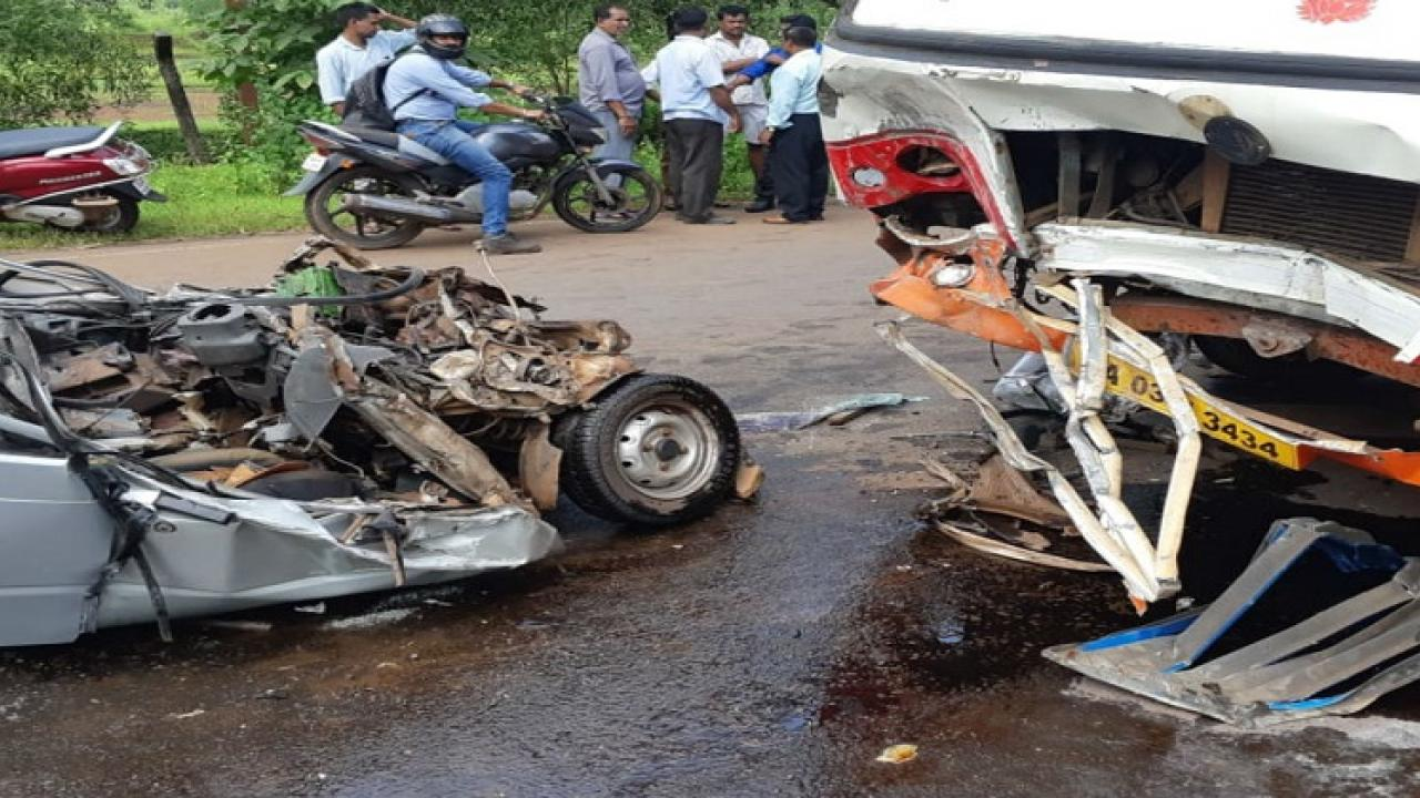 Goa State Police Department has released its annual report on accidents as per the schedule directed by the Union Ministry of Road Transport and Highways