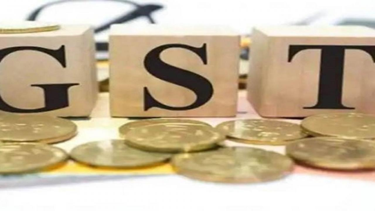 GST collection again over Rs 1 lakh crore