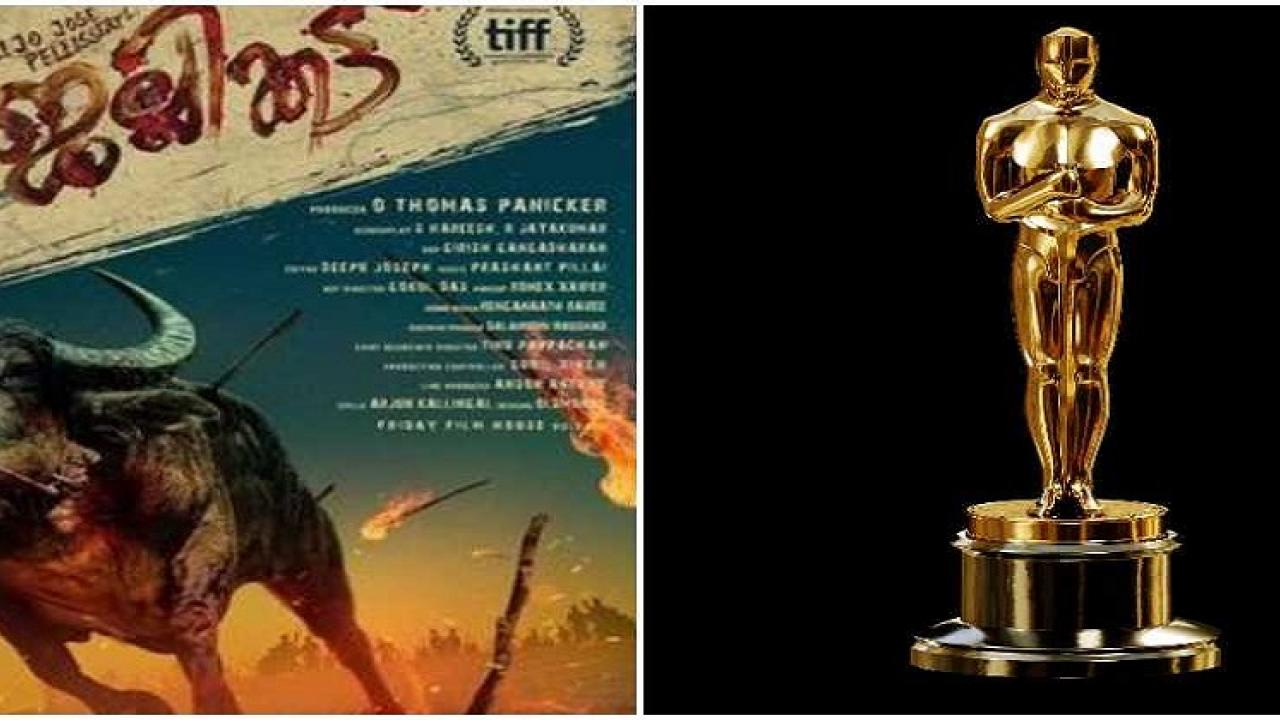 Malayalam film jallikattu is the official entry of India for Oscar awards