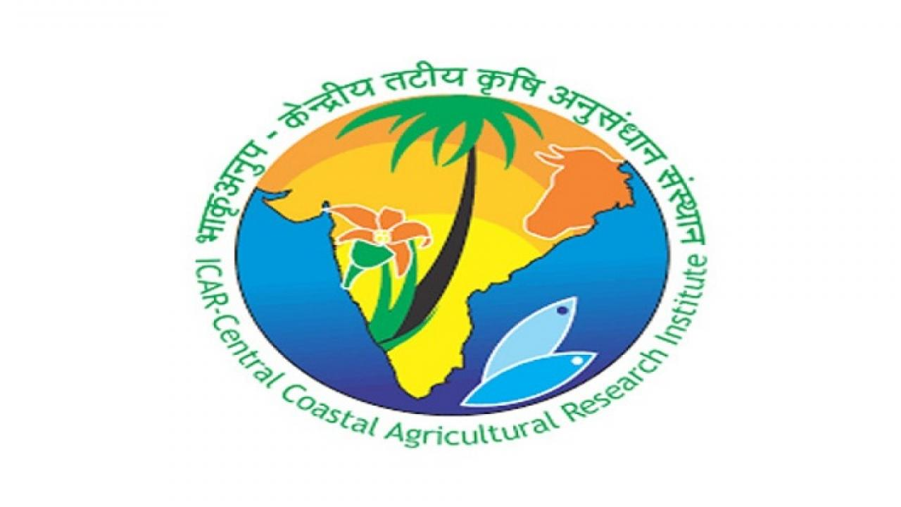 Workshop in Goa by Central Coastal Agricultural Research Institute