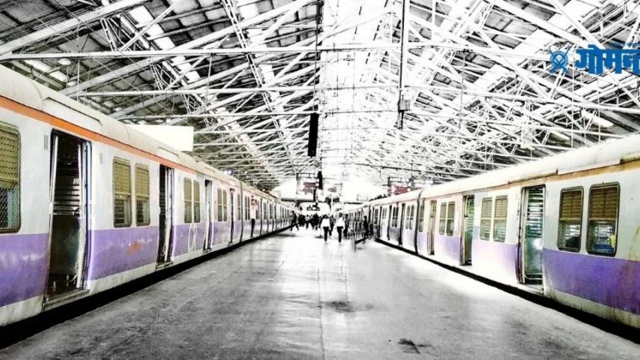 Mumbai local trains are all set to run with full capacity