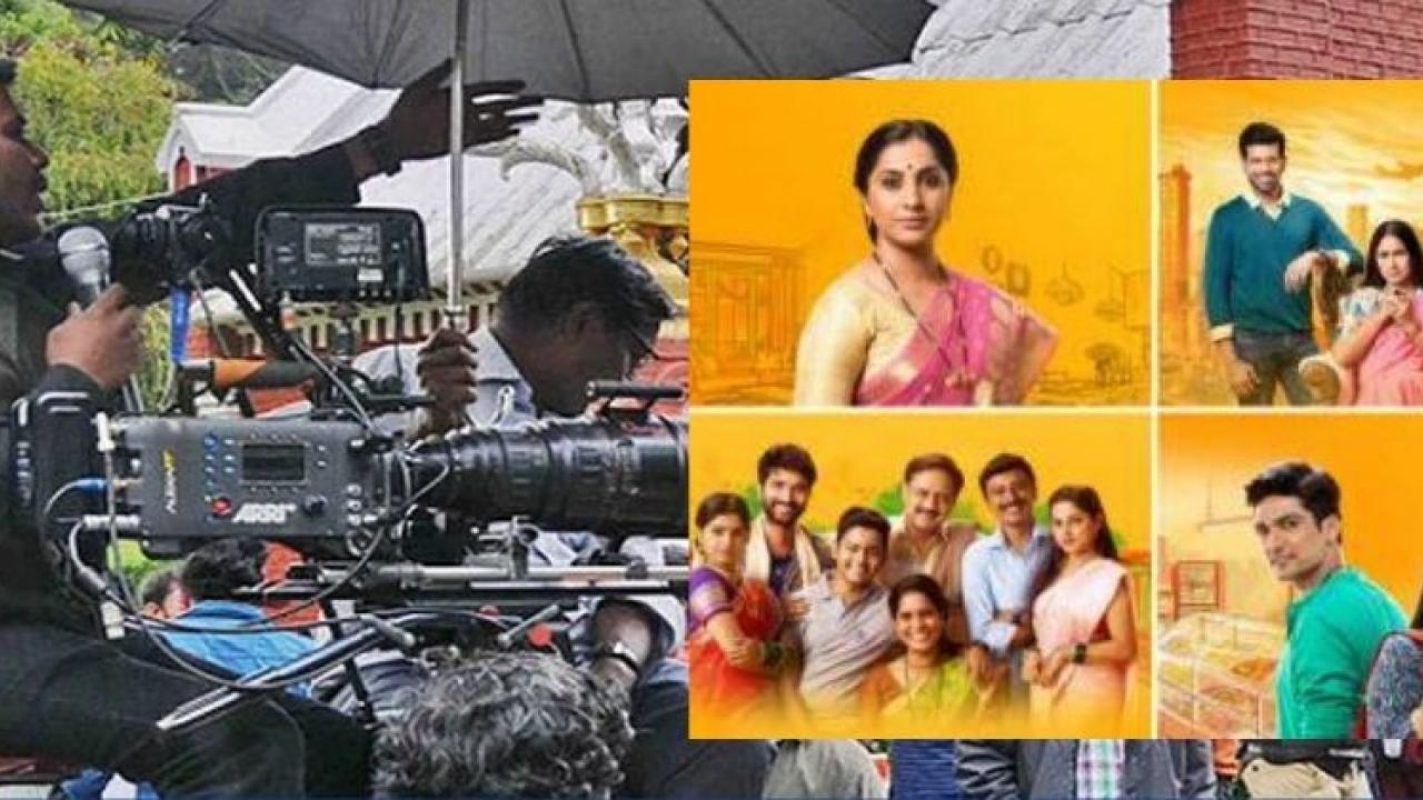 No break to entertainment The next shooting of Yaa Marathi and Hindi seriels will take place in Goa