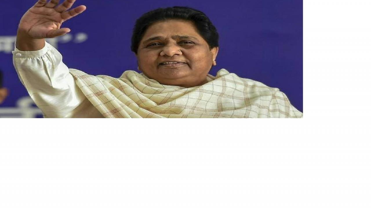 Push BSP in UP Six MLA split