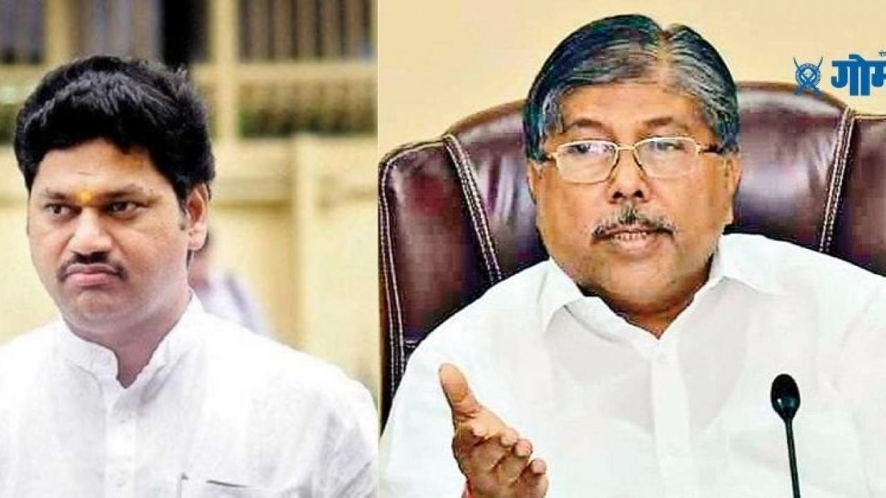 Chadrakant Patil said Dhananjay Munde should resign immediately