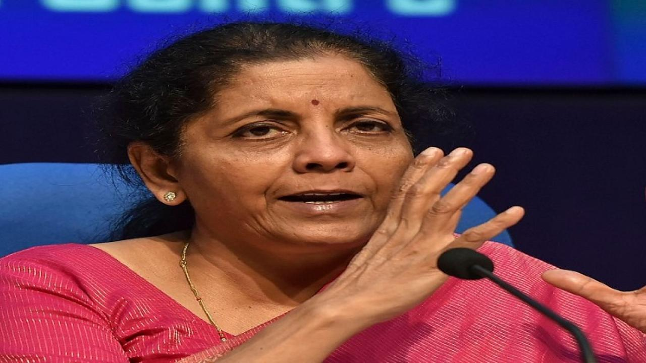 special packages for government employees and states declared by finance minister nirmala sitaraman