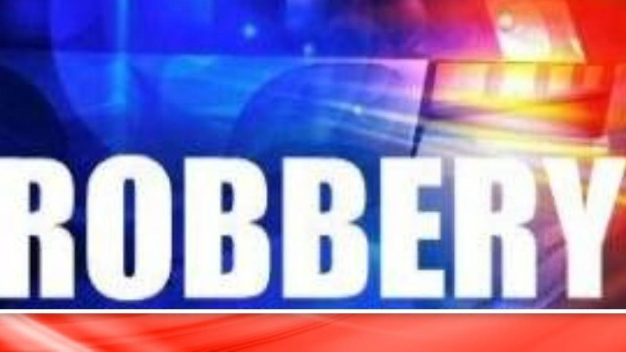 robbery in the old goa
