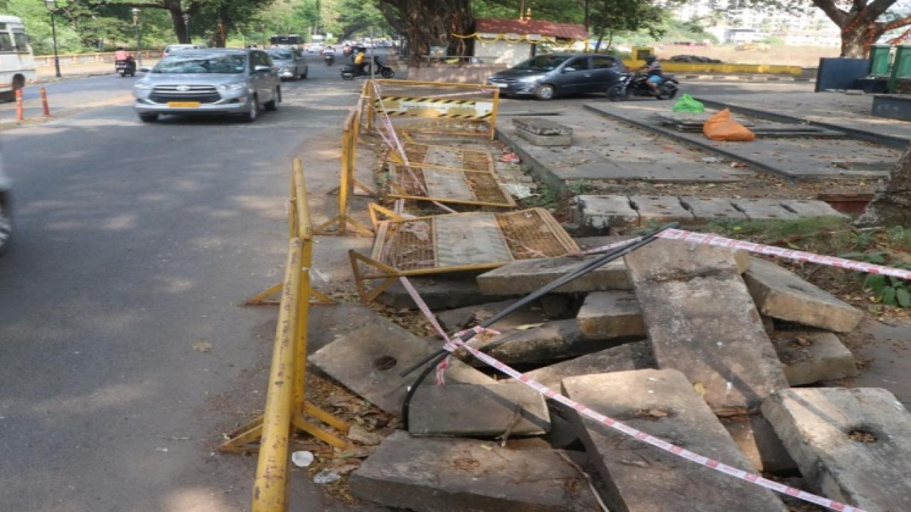 What Panaji City Corporation does to keep your city beautiful