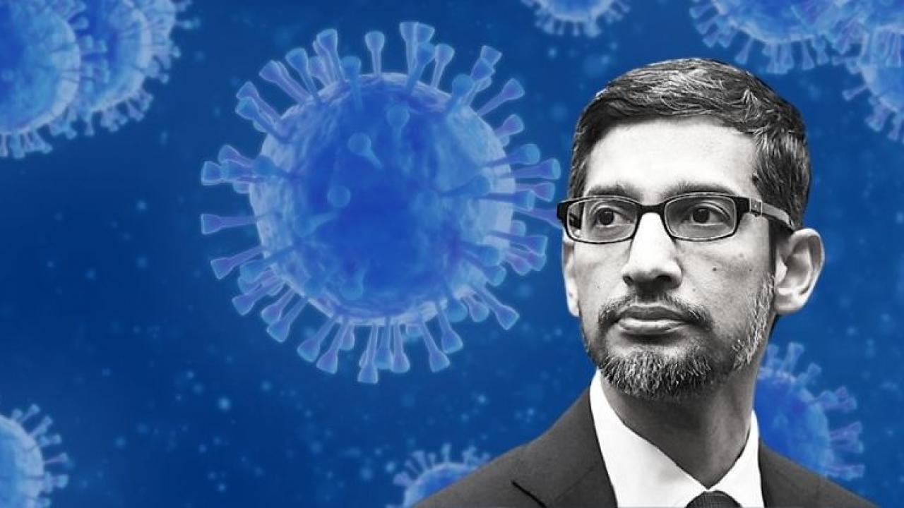 Coronavirus Big announcement made by beautiful Pichai Google will help India